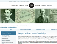 Corpus of The Gaelic Journal