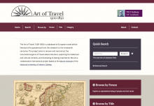 The Art of Travel, 1500-1850